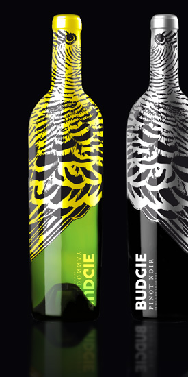 Corporate Design Budgie - Original Australian Wine